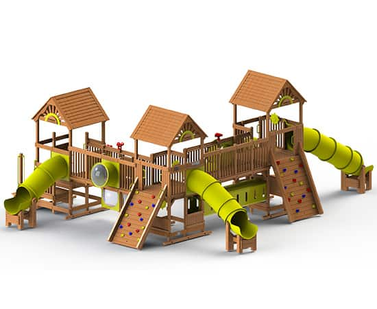Commercial Play Village Design C (8)