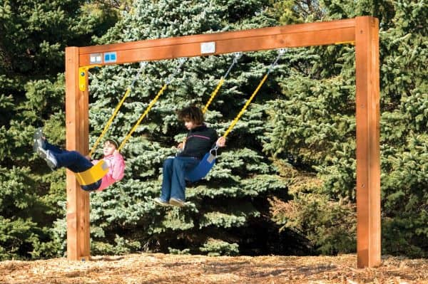 Commercial Swingset (C60)