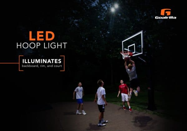 Goalrilla LED Hoop Light