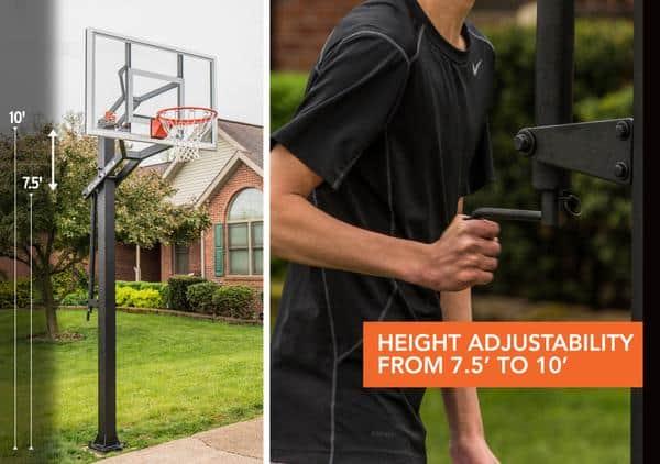 Goalrilla GS54c – Smaller Size Hoop