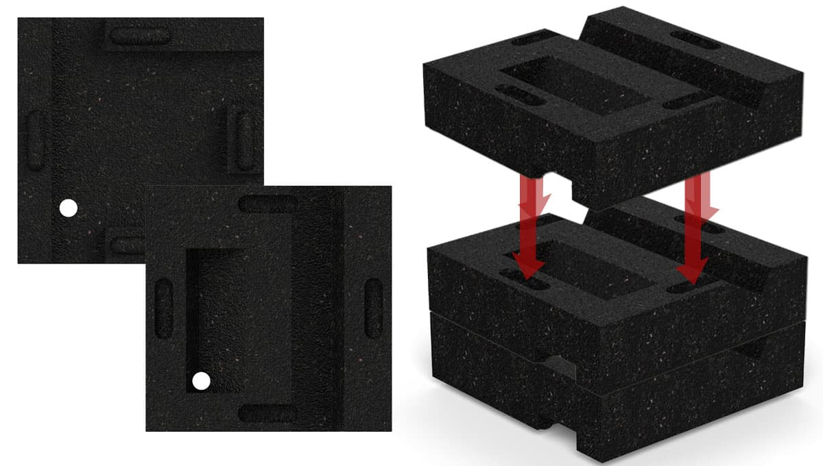 Leveling Blocks (Each) – Large