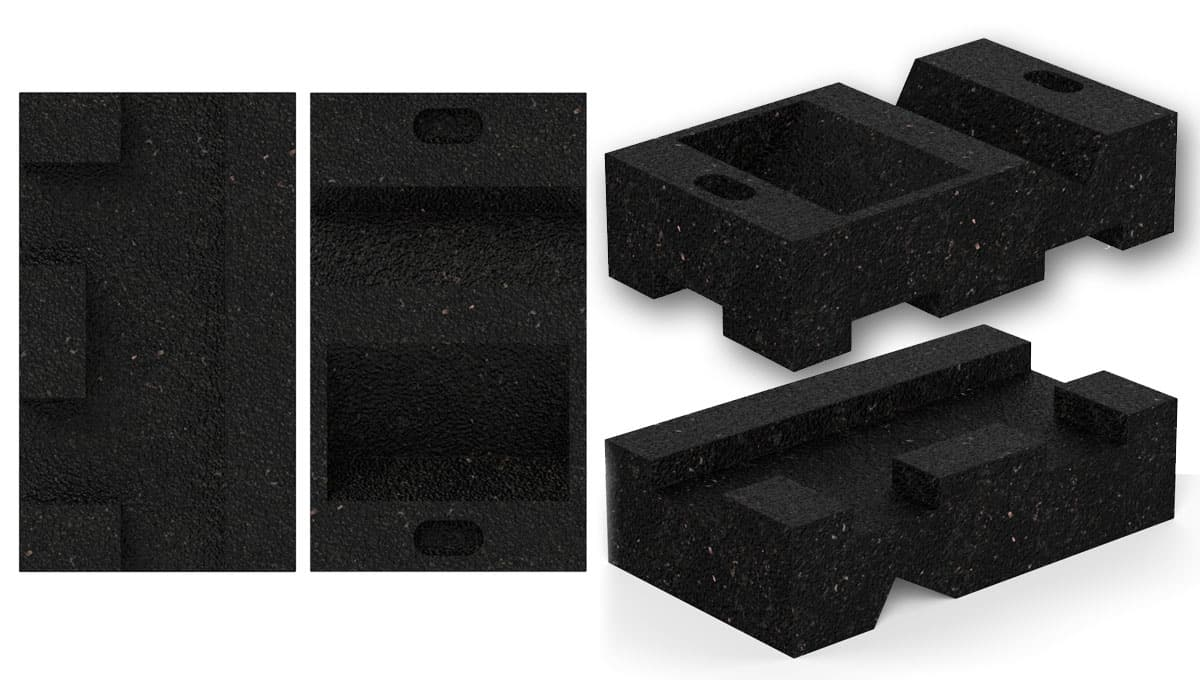 Leveling Blocks (Each) – Small