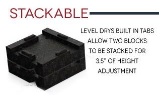 Leveling Blocks (Each) – Large