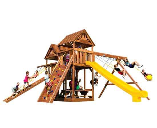 King Kong Club Pkg II Wood Roofs (45D)