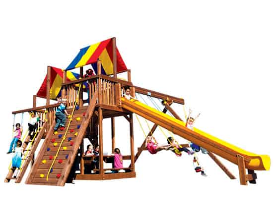 King Kong Clubhouse Pkg II Feature Model (52A)