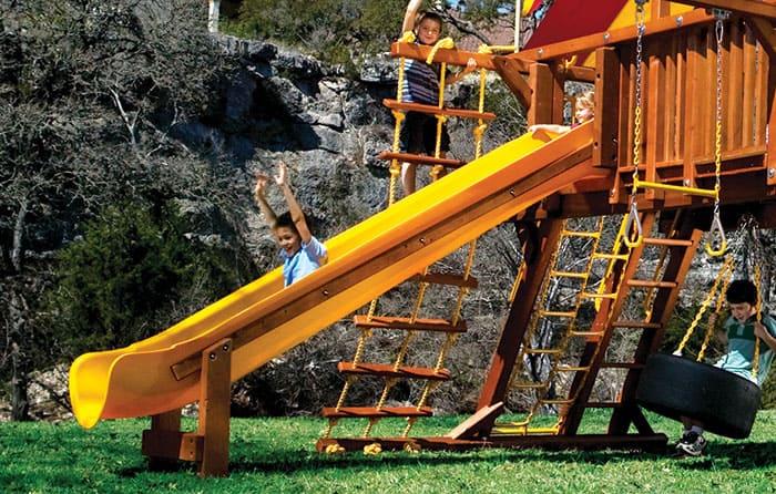 11′ Super Scoop Slide