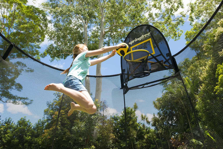 Basketball Hoop (FlexrHoop)