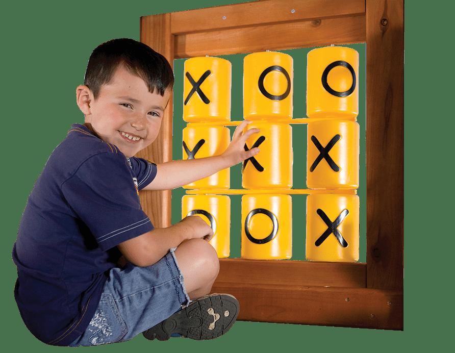 Tic-Tac-Toe Panel (107)