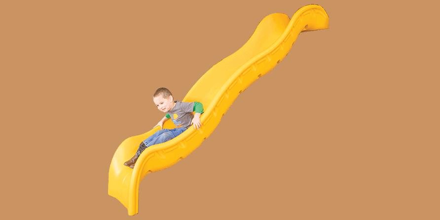 10′ Wave Slide (171)