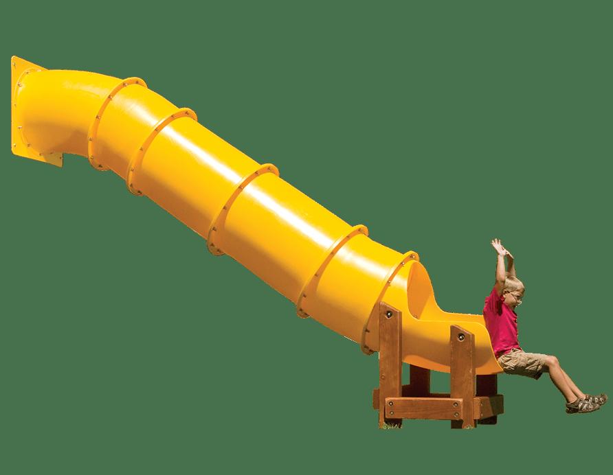 Tube Slide Straight