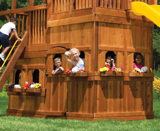Lower-Level Playhouse (King Kong) (150)