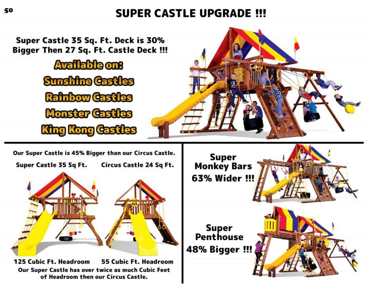 Super Castle Upgrade (45% Larger) (133)