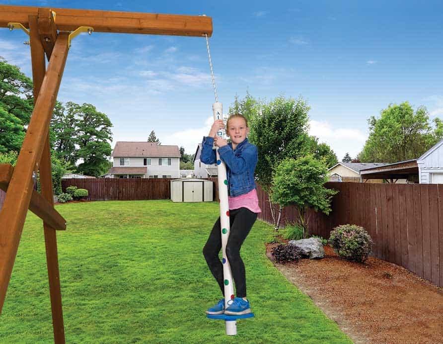 Air Pogo Swing