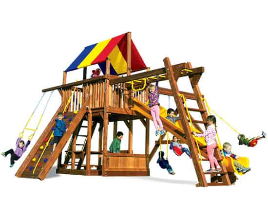 Monster Clubhouse Pkg III Loaded (48B)