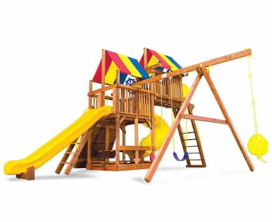 Rainbow Clubhouse Pkg V Fantastic (46H)