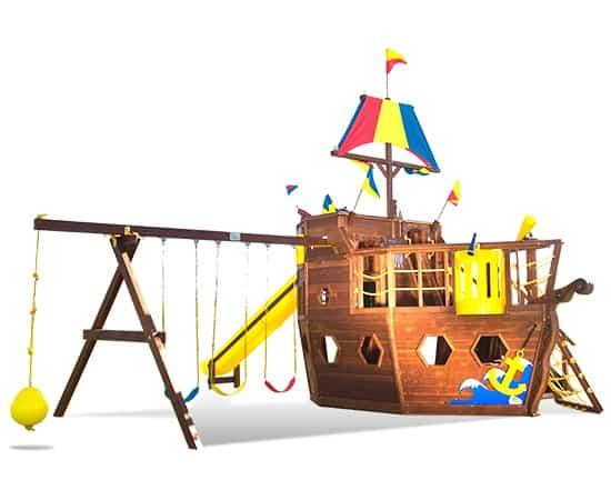 Pirate Ship Pkg II