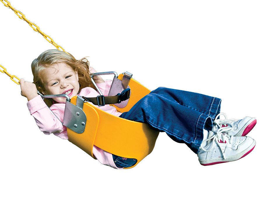 Toddler Swing – Half-Bucket (119)