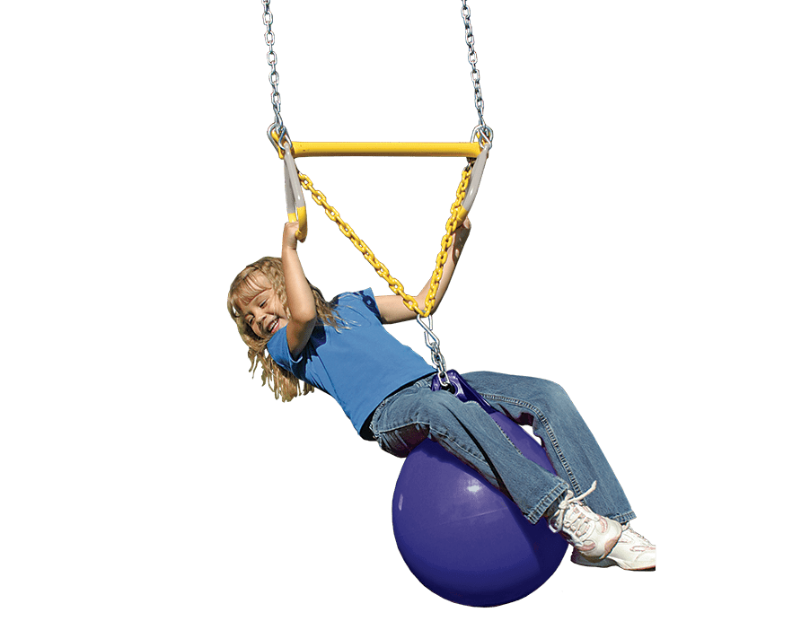 Trapeze w/ Buoy Ball (122)