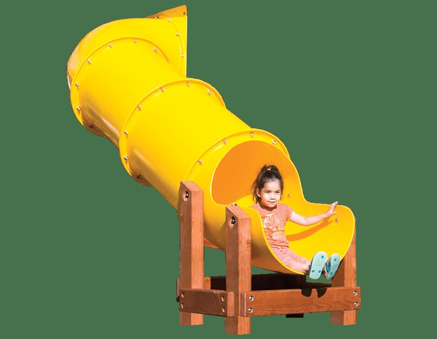 90 Degree Tube Slide