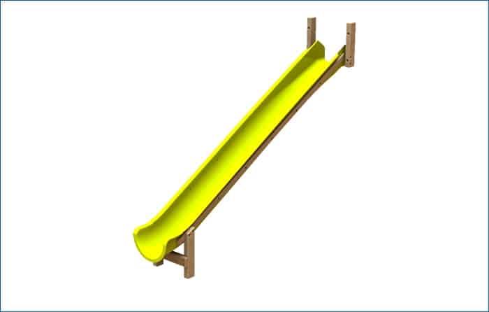 15′ Super Scoop Slide
