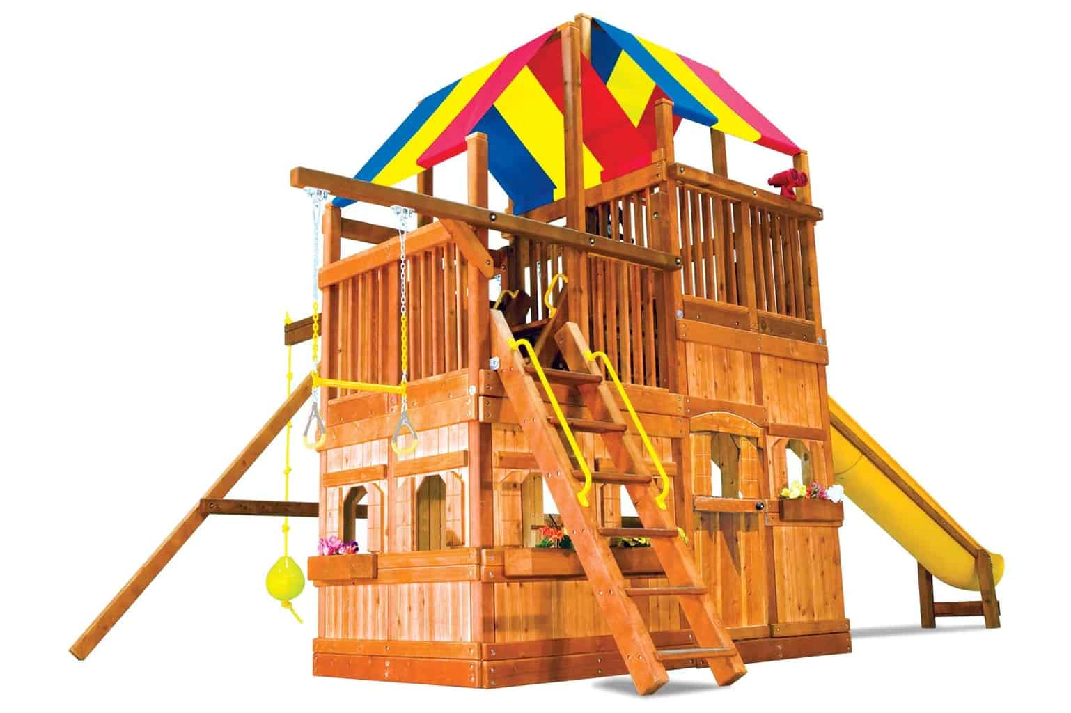 Lower-Level Playhouse (King Kong) (150)