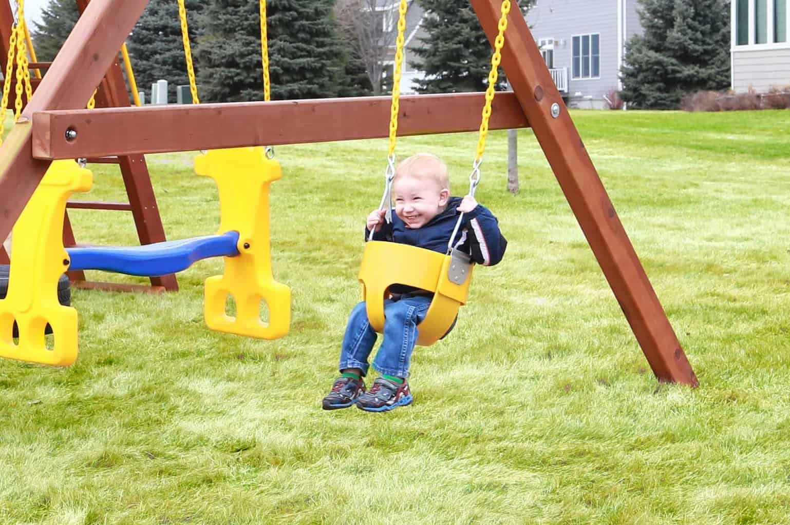 Toddler Swing (120)