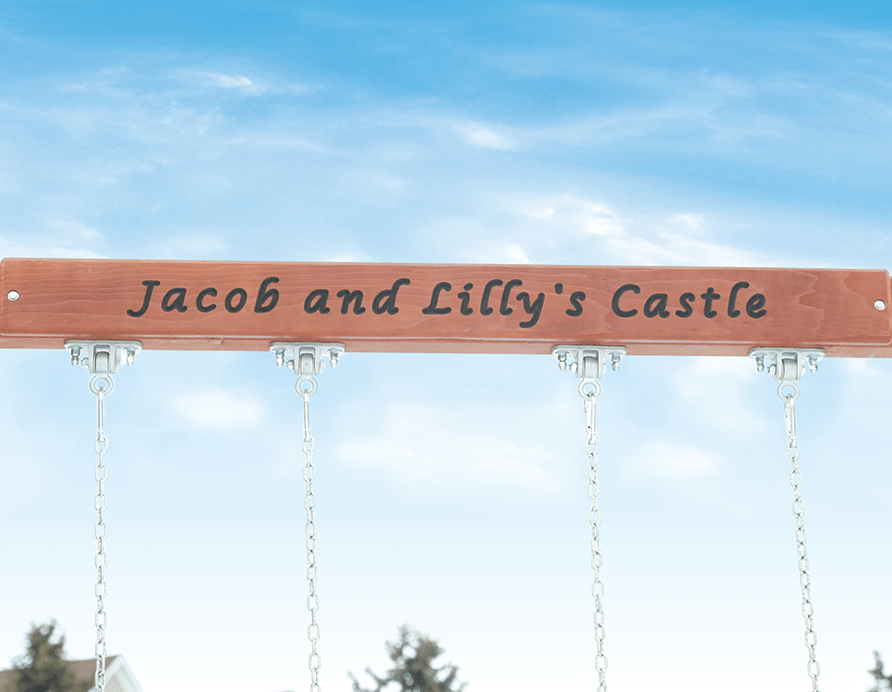 Personalized Name Board Sign (114)