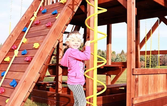 Corkscrew Climber (116)