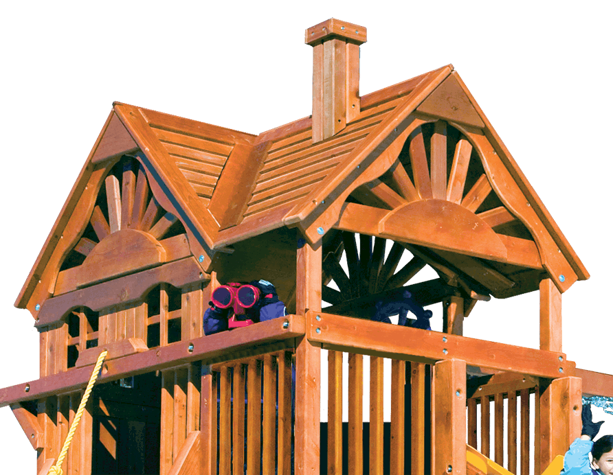 Wood Roof Upgrade – Clubhouse (Monster)