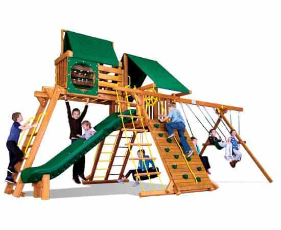 Circus TURBO Castle Pkg IV (11J) ENTRY-LEVEL SERIES
