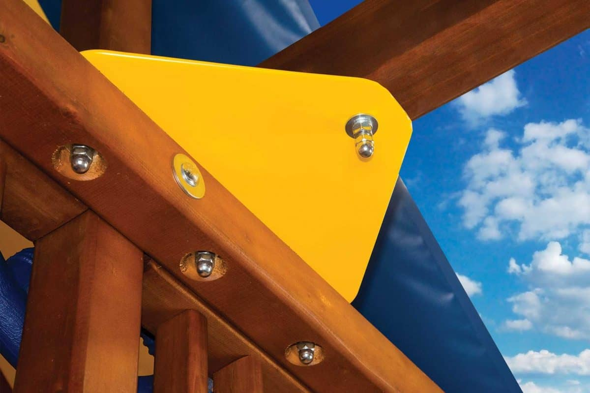 Sunshine Clubhouse Pkg II w/ Wood Roof (33D)