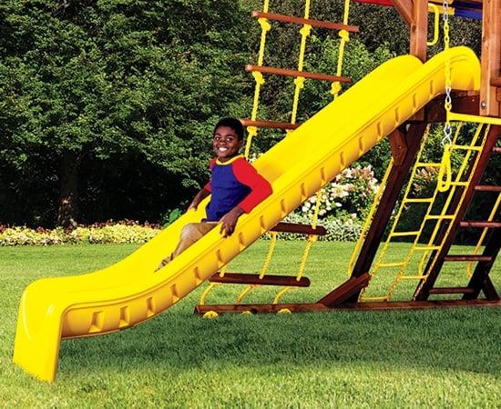 10′ Scoop Slide (173)