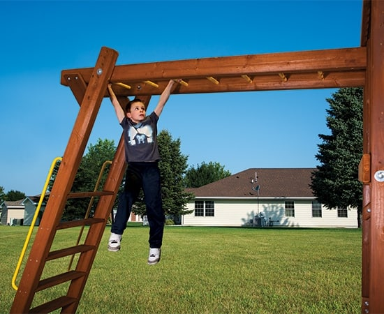 Monkey Bars (Sunshine & Rainbow) (180)