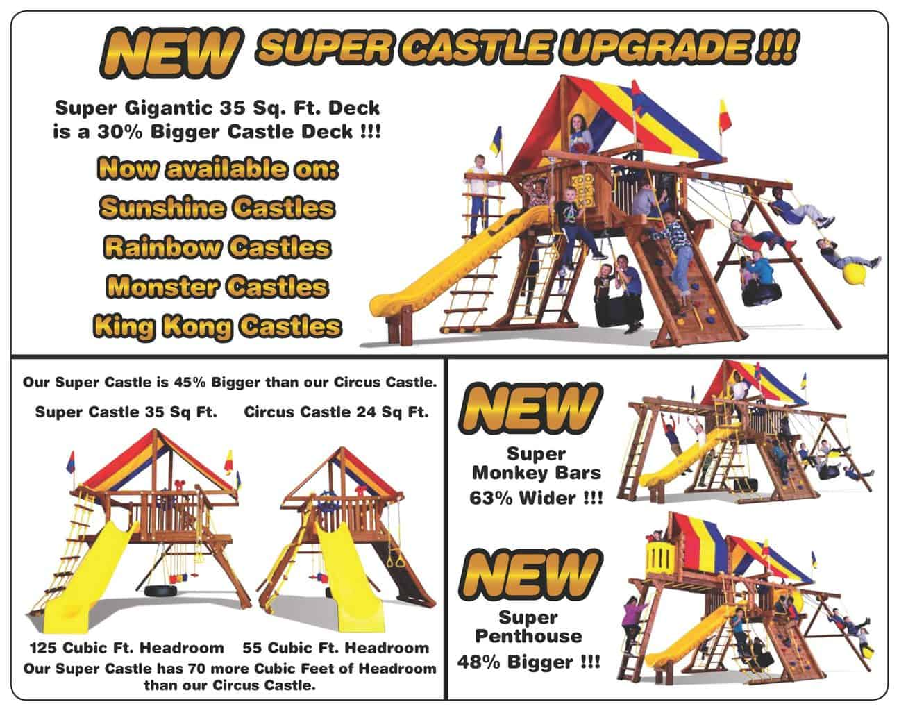 Super Castle Upgrade (45% Larger) (133)