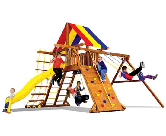 Circus TURBO Castle Pkg II (11G) ENTRY-LEVEL SERIES