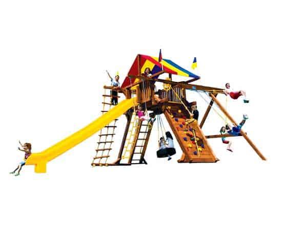 King Kong Castle Pkg II Feature Model (24A)