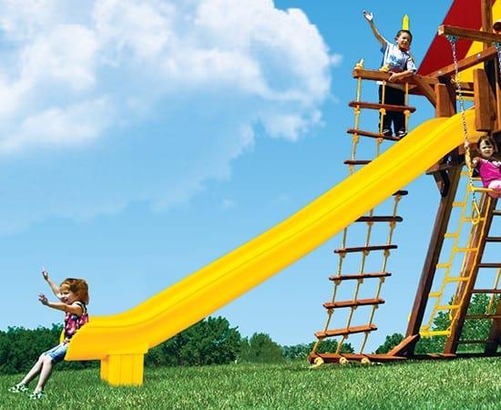 14′ Safety Scoop Slide (175)