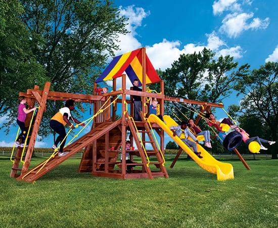 11.5′ Safety Scoop Slide (174)
